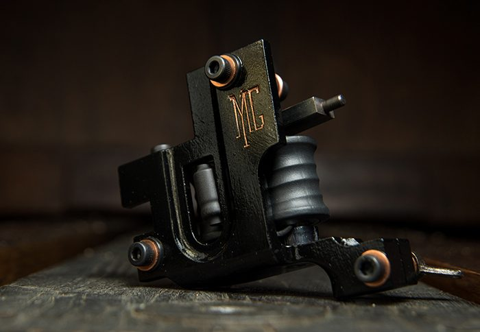 Mea Culpa Irons – Custom tattoo machines