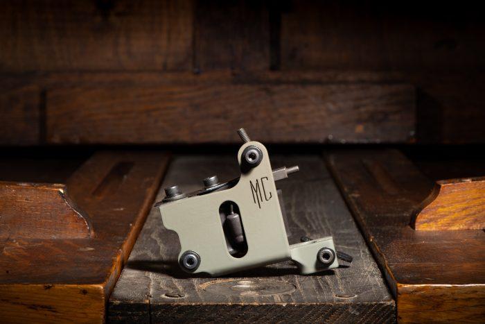 Mea Culpa Irons – Custom tattoo machines
